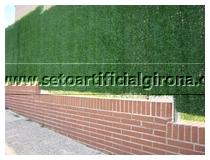 seto artificial para vallas de jardn - Valla De Jardin