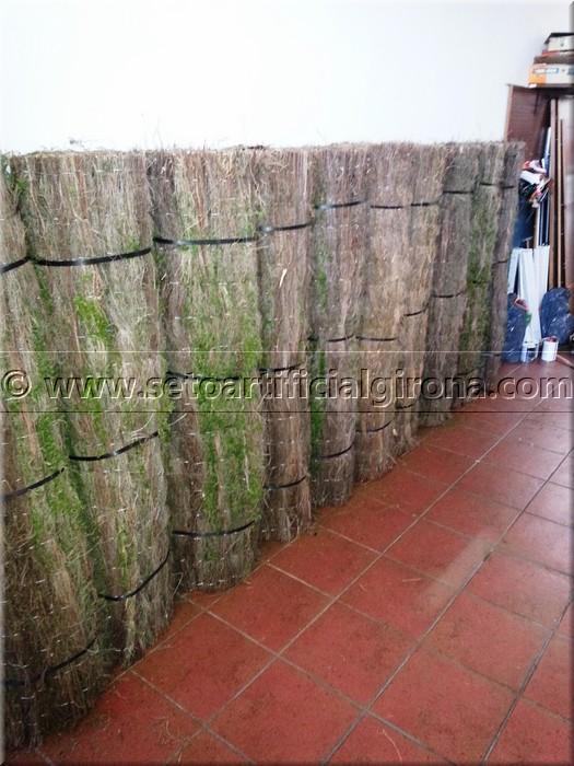 Clientes bruc natural girona vallas de brezo para jardin - Ocultacion vallas jardin ...